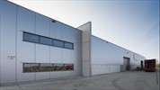 Blum Machinery, industriebouw, kantoor